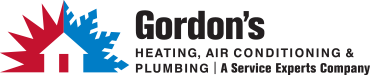 Gordon's Service Experts Heating & Air Conditioning Logo